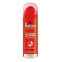 Intesa Pour Homme Пiна для голiння Авокадо 300 мл, Пена для бритья Авокадо