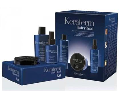 Fanola Keraterm Набір для реконструкції волосся