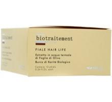 Brelil BioTraitement Ампулы для волос Жизнь волос 12 х 10 мл, Brelil BioTraitement Ампули для волосся Життя волосся