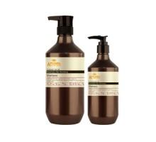 Angel en Provance Шампунь для вьющихся волос с экстрактом розы 400 мл
