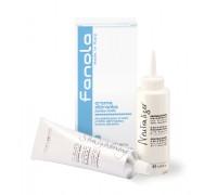 Крем для хімічного випрямлення волосся, 100 мл + 120 мл, Fanola