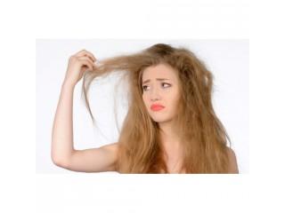 Сухість волосся. Причини, наслідки та лікування