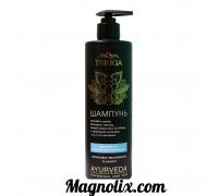 """Шампунь для волосся з посіченими кінчиками """"Інтенсивне відновлення та захист"""", 500 мл, TRIUGA"""