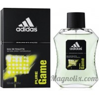 Туалетна вода Adidas Pure Game 100 мл