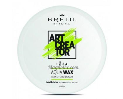 Віск для волосся на водній основі Brelil Art Crea Tor 100 мл