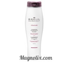 Шампунь Colour для фарбованого волосся BioTraitement, 250мл, Brelil