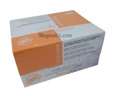 Ампули для відновлення волосся Nutri Care Fanola 12мл х 12шт