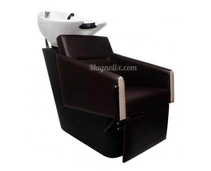 Перукарська мийка Прима з кріслом Ольвія