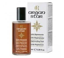 Регенеруючий флюїд з аргановим маслом та кератином, Rline Argan Star
