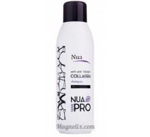 Шампунь з колагеном антивіковий Nua Pro 1000 мл