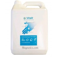 Дезинфекція для рук та поверхонь Vitalit 5л