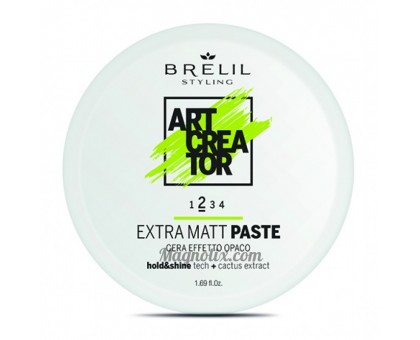 Паста для волосся з матовим ефектом (2) Brelil Art Crea Tor 50 мл