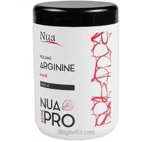 Маска для об'єму волосся Nua з аргініном 1000 мл