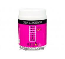 Крем маска для волосся з кератином Serical 1000 мл