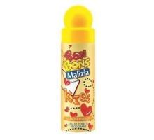 Мalizia Дезодорант Bon Bons Lemon Energy 75 мл, Дезодорант Bon Bons Lemon Energy