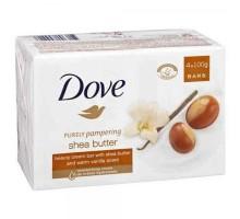 "Крем - мило Dove ""Shea butter"", 100 г"