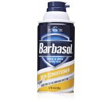 Barbasol Піна для голiння Skin Conditioner 283 г, Пена для бритья