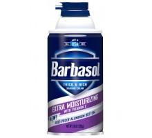 Barbasol Піна для голiння Extra Moisturizing 283 г, Пена для бритья увлажнение